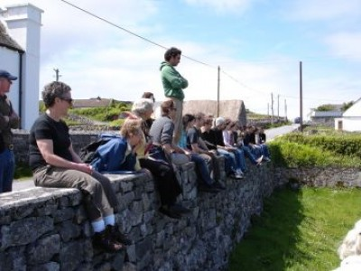 The Company on Inis Meain