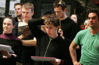 In rehearsal 25 May 2005